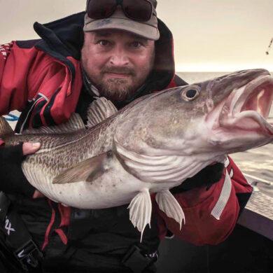 Fiske-i-Lyngen. Foto
