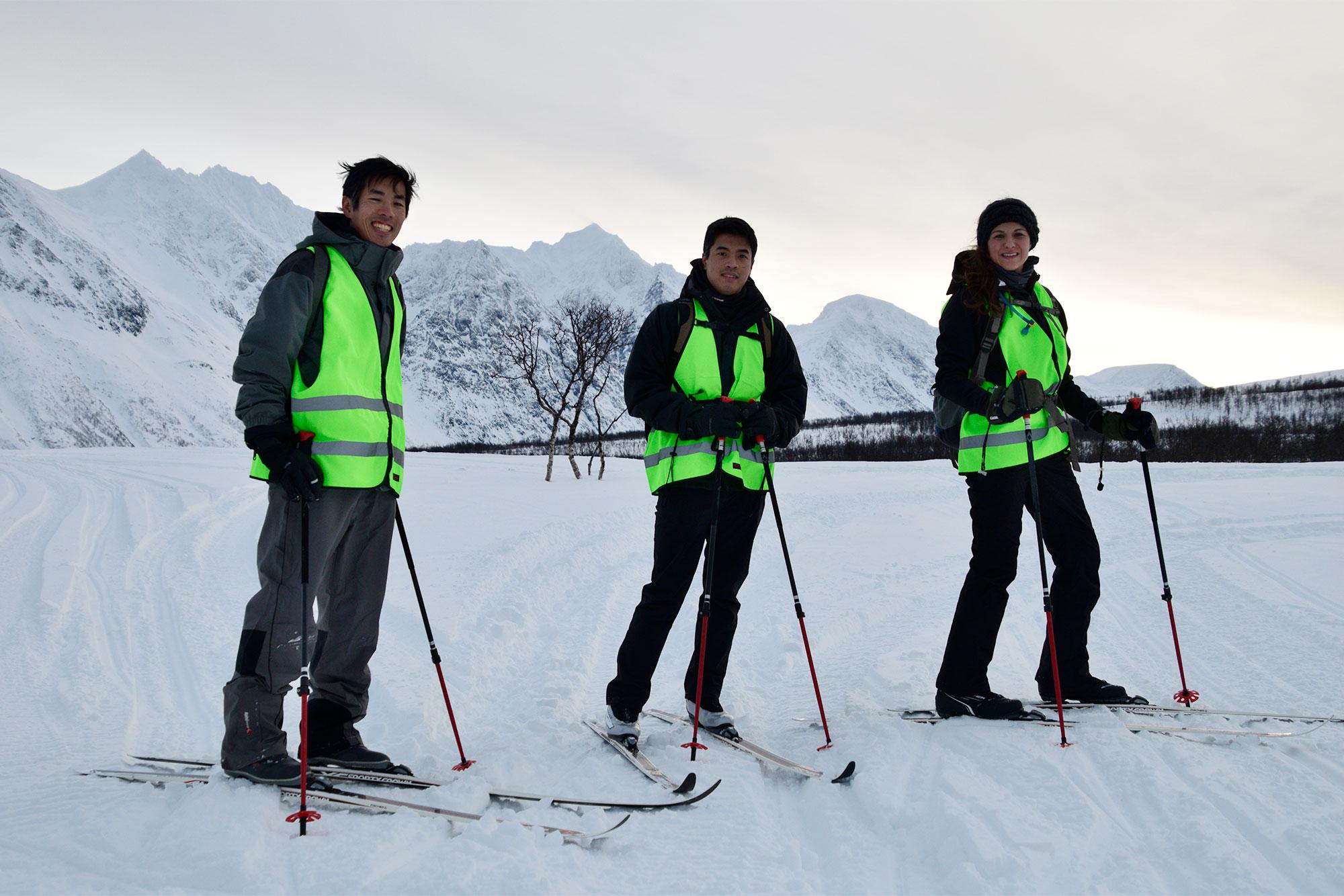 Skitur. Foto